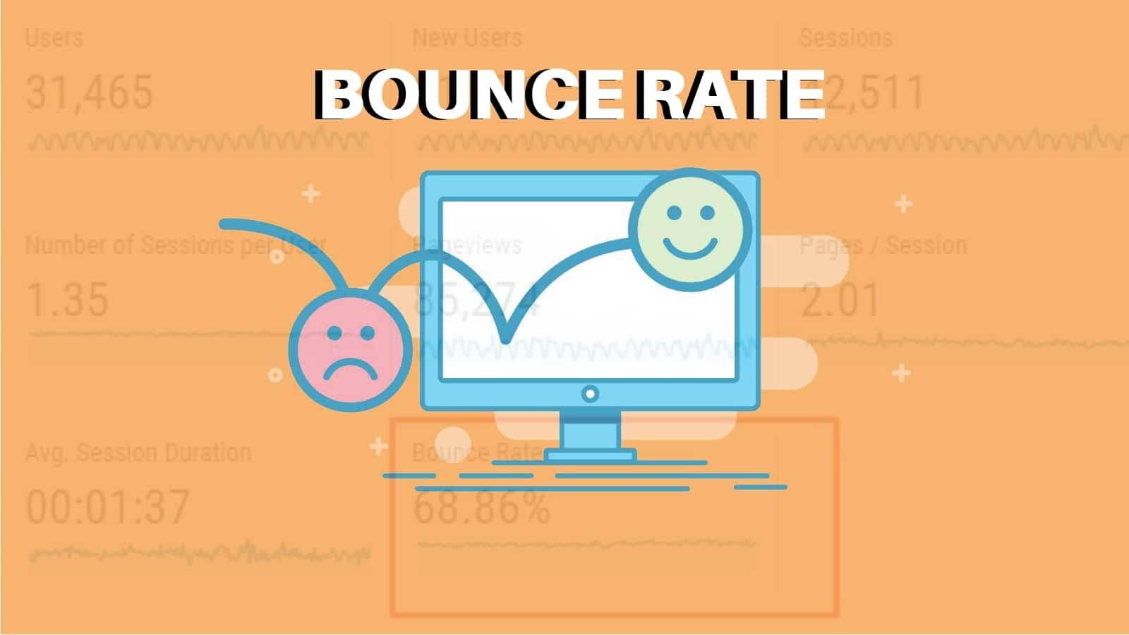 מהו Bounce Rate