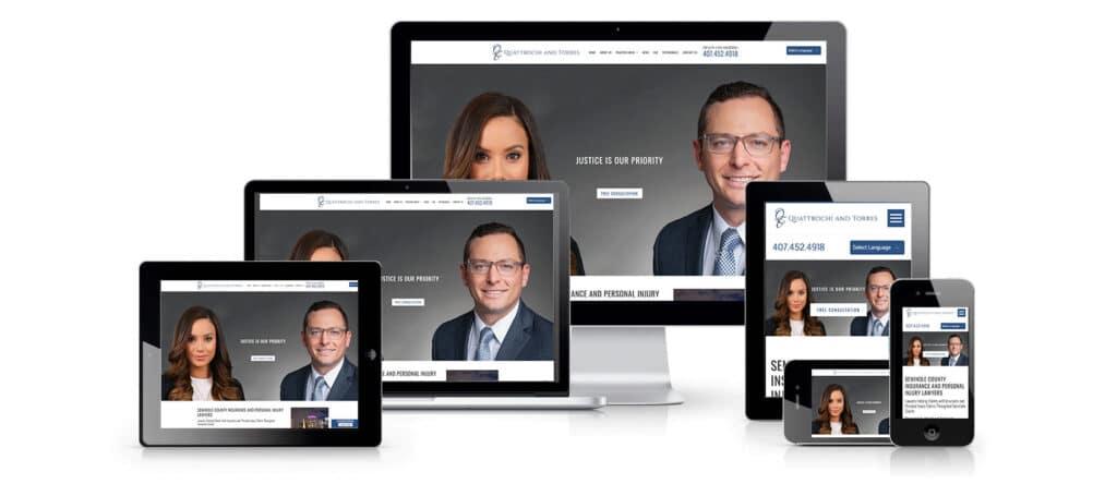 בנית אתרים לעורכי דין