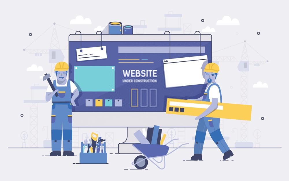 בניית אתרים – היבטים חשובים